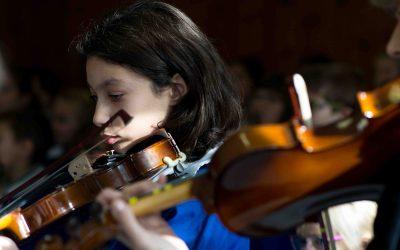 Avviati i corsi di Violino!