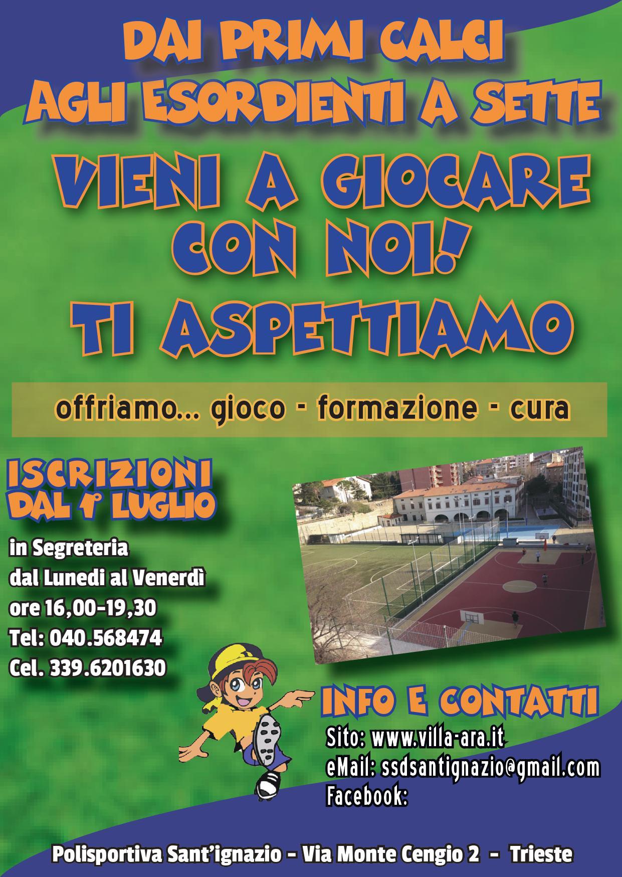 locandina B sant Ignazio